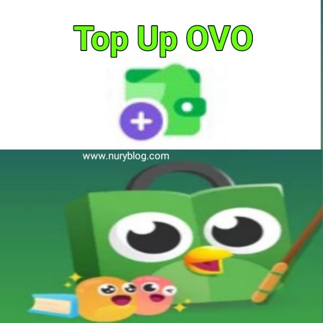 TOp Up OVO di Tokopedia