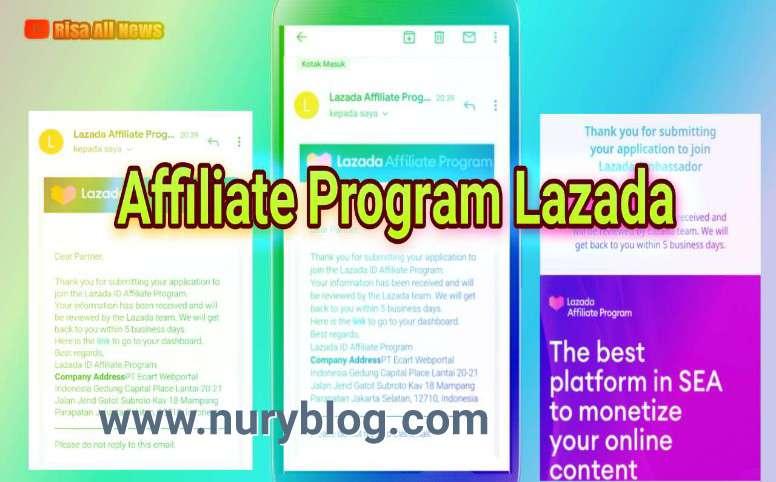 Affiliate Program Lazada