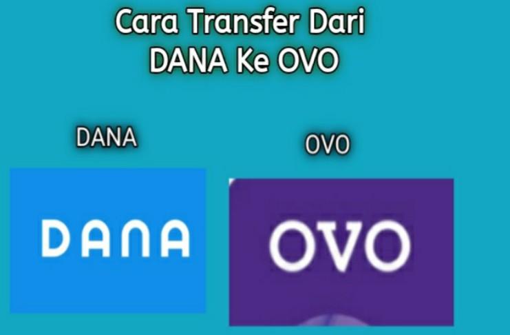 Transfer Dari DANA Ke OVO