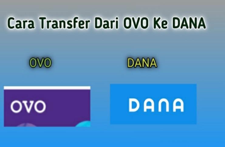 Transfer Dari OVO Ke DANA